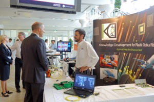 "KDPOF Will Exhibit at VDI Congress ELIV ""ELectronics In Vehicles"""
