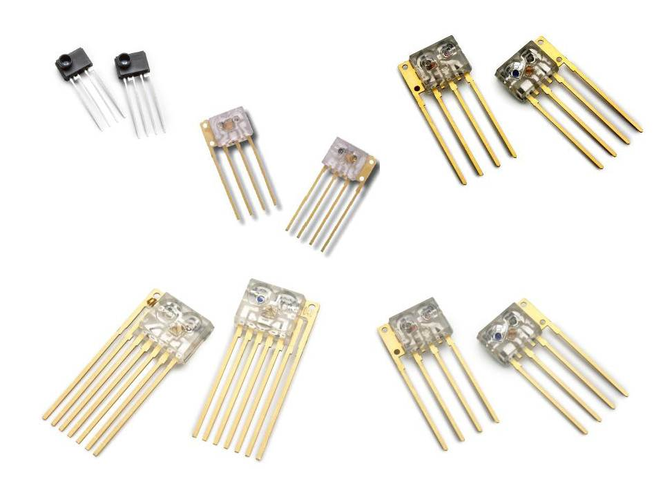 Leading optoelectronic companies provide optical transceivers optimized for operation with Gigabit POF