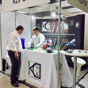 Automotive Ethernet Congress: KDPOF Will Display Gigabit Ethernet POF for Electric Cars
