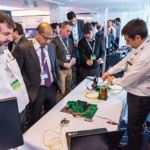 Automotive Ethernet Congress 2018: KDPOF presented Gigabit POF for Electric Cars
