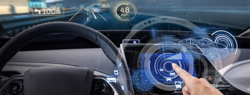 In-vehicle optical multi-gigabit communications requires new automotive standard (Image: Fotolia/Chombosan)