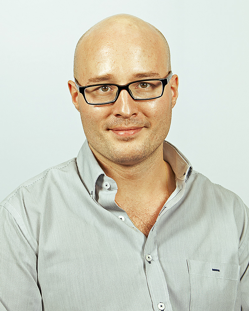 Rubén Pérez de Aranda is CTO and Co-Founder of KDPOF
