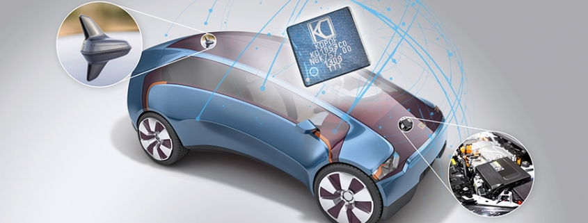KDPOF's optical connectivity provides galvanic isolation for Battery Management Systems and Smart Antenna Modules