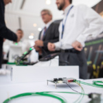 Future-ready Optical Network presented at Automotive Wire Harness Conference (Photo credits: matthias-baumgartner.de)