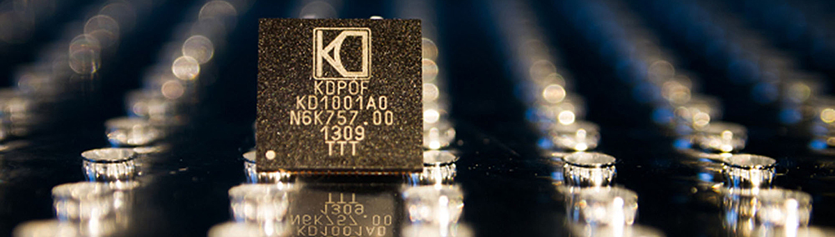 KDPOF KD1000 product family for gigabit connectivity over POF