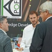 KDPOF demoed galvanic isolation of Gigabit Ethernet POF at ELIV VDI Congress