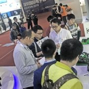 KDPOF Presented Low Cost, Low Weight, and EMC Robustness of Gigabit Ethernet POF at Embedded Expo China