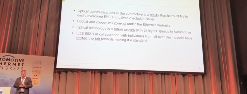Optical Multi-Gigabit Ethernet on the Verge of Standardization and Implementation (part 3)