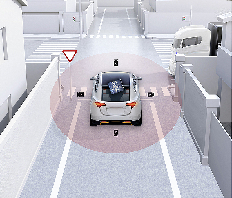 ADAS Sensor Interconnection