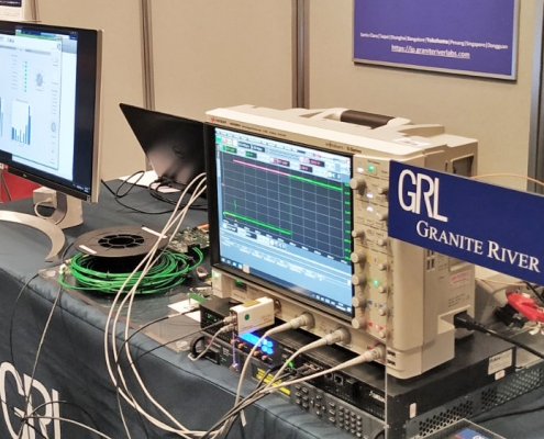Granite River Labs and KDPOF collaborate to deliver ISO-standardized automotive Ethernet over plastic optical fiber