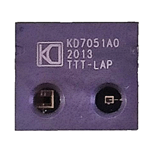 Integrated KD7051 for Automotive Networking