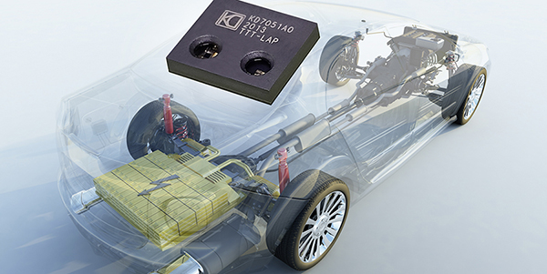 KD7051 transceiver by KDPOF for automotive networking convinces with reduced cost and footprint