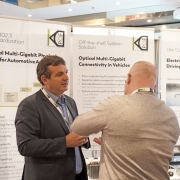 Carlos Pardo will give an online presentation about Automotive Optical Multi-gigabit Ethernet at the Automotive Technologies Virtual Conference